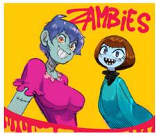 MON - Zambies by Vertigheist