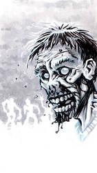 The Walking Dead by voya