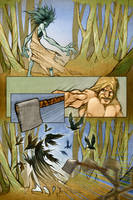The Gift Page 6 by voya