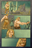 The Gift Page 8 by voya