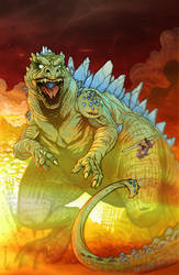 Kaiju King CLR by voya