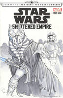 SW Sketch Cover by voya