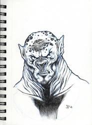 Vampire Beast by voya