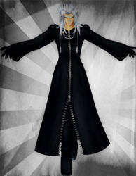 Xemnas by rr68111