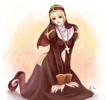 RO - priest by zoelee