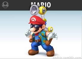Mario - Isle Delfino Costume by Pavlovs-Walrus