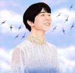Ballade - Yuzuru Hanyu by pretty-unicorn