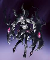 Demon Lady by SheepApp