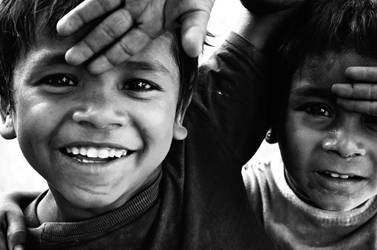That Smile.. by saggy-emopunk