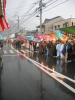 Festival in the Rain by koala2all