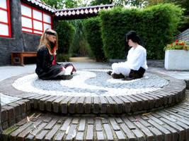 Meditation by Livori