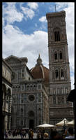 Duormo and Belltower by Vagrant123