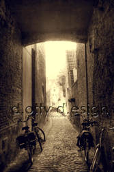 Alleyway by danimals