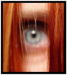 Eyes of a Tragedy by blueye