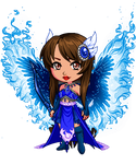 Angel Lily Recolor by Lily-de-Wakabayashi