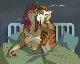 LeoTygus - Morning by Cofie