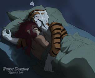 Sweet Dreams Tygus x Leo by Cofie