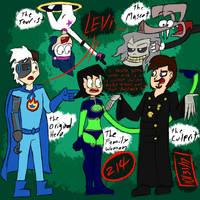 214 The True Villain by The-One-Aardvark