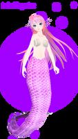 Luka mermaid DL! by Galaktika537