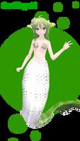 Gumi mermaid DL! by Galaktika537