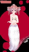 Teto mermaid DL! by Galaktika537