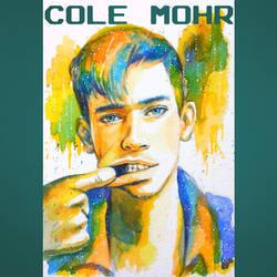 Cole Mohr by JungYeonKim