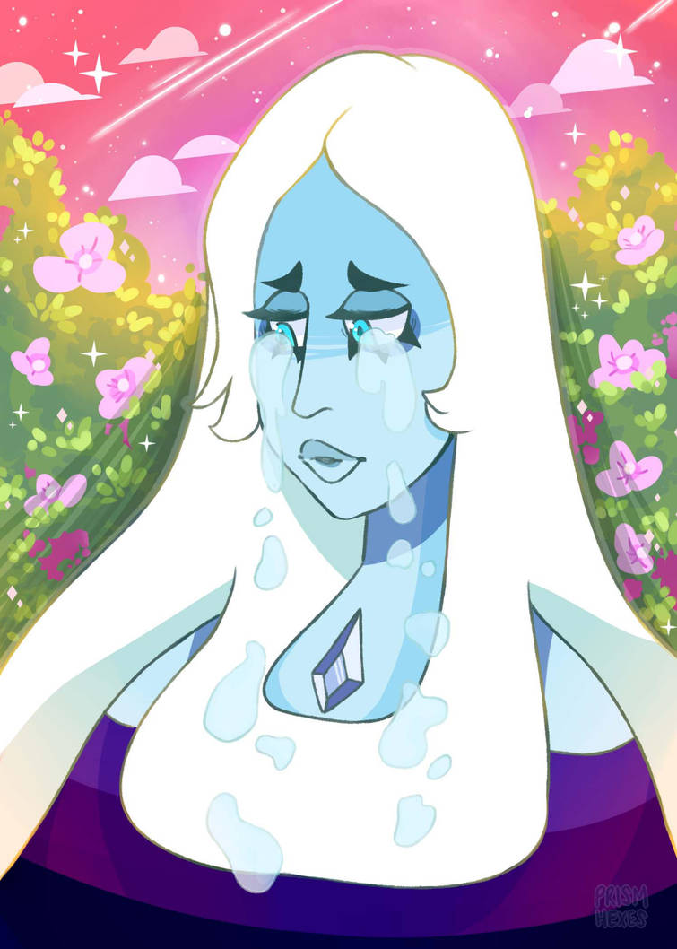 *spoiler* but not really I feel? Eh. Episodes are already on CTN app and certain cable providers. Omg I love Blue Diamond? She's................just so damn gorgeous!!! Her hair is super flowly and...