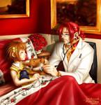 RO - Doctor Vagary and Wendi by Artoki