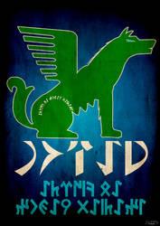 Etrusk Flag by etruesk