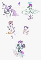 Study 1 - Ponys by Zakraz