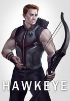 hawkeye by fallofflow