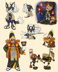 -STH Edo Doodles XII- by Biko97