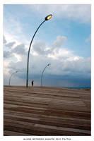 alone between giants by guytz