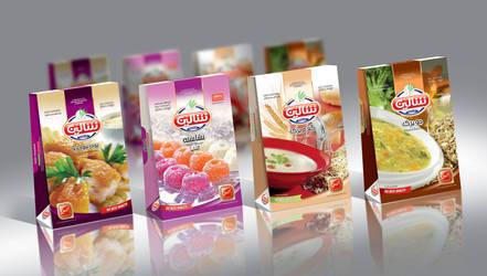 Food packaging by motamedikia