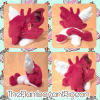 Custom Sona 'Cherry' Beanie Art Trade by TheFlamboyantPigeon