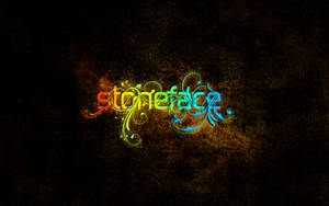 Stoneface  Neon typography by Stoneface-GFX