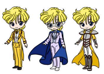 Solarium royalty Remus of Estoelia by BlazingTyphlosion