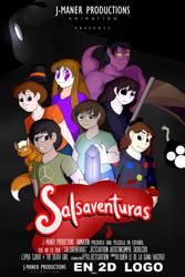 - Los Salseros - Poster by J-Maner