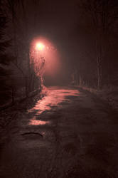 lonely road by i-bex