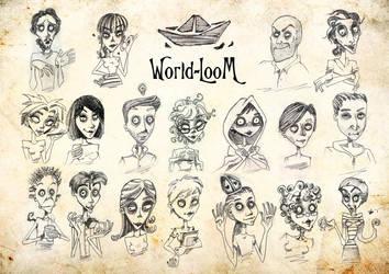 World-LooM Team by Chimeria