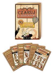 Magiczne karty hohoho by Chimeria