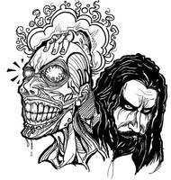 zombie by gruntx