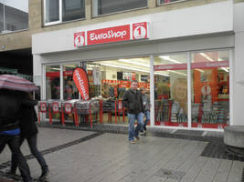 The 1 Euro Euroshop by JadineR