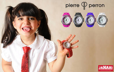 Official Pierre Perron Advert by janahi-photography