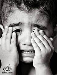 Crying Child by janahi-photography
