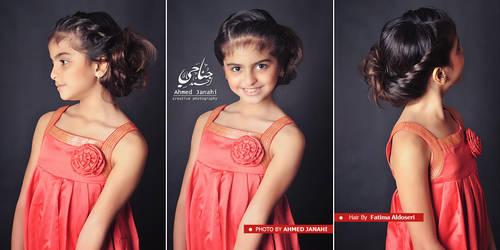 Hala Pink VI by janahi-photography