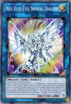 Neo Blue-Eyes Shining Dragon by BDSceptyr