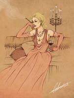 Orphetelith E. Levinson - Sofa by Calicot-ZC