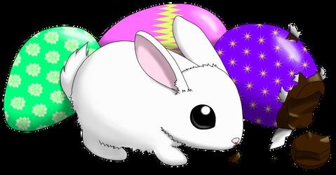 Innocent Bunny Thief by Xycor