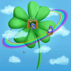 Somewhere Inside the Rainbow by Xycor